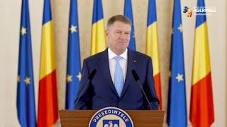 Iohannis: Un consilier prezidenţial o va primi, vineri, pe doamna Melencu