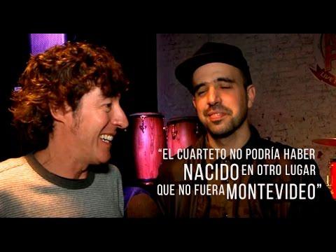 El Cuarteto de Nos video Entrevista CM Rock - CM 2016