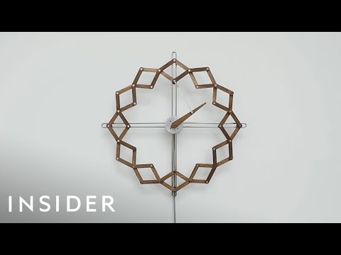 Mesmerizing Shape Changing Home Decor Pieces