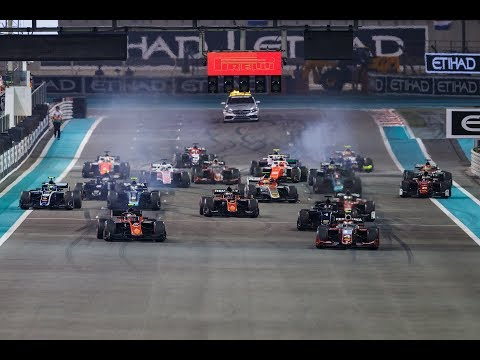 Com top-3 indo para F1, F2 cumpre seu papel de base com eficiência | GP às 10