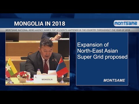 MONTSAME National News Agency names top 10 events happened in the country throughout the year of 2018