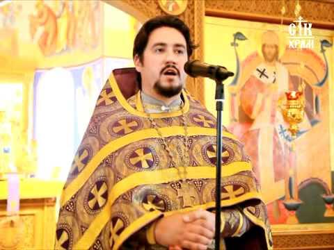 Проповедь в день происхождения честных древ Животворящего Креста Господня.