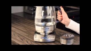 Waschbär Herbst/Winter 2013 - Gourmet-Tee-Automat von Gastroback: Gourmet Tea Advanced Automat