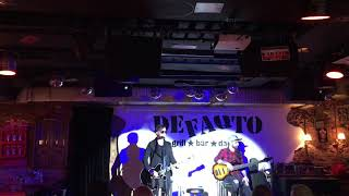 Я просто люблю тебя. Кавер песни Димы Билана группы Гараж Бенд (Garage Band). 06.10.2020