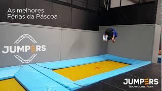 Jumpers Trampolim Parque - Porto