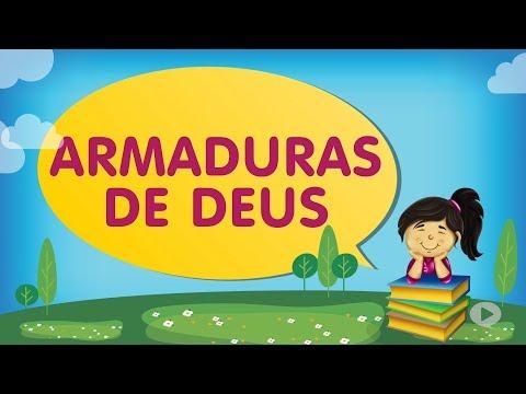 ARMADURAS DE DEUS | Cantinho da Criança com a Tia Érika