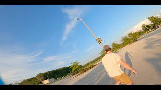 Fpv Bliss With a Kiss of Golden Hour #azurepower #torqueboard #vanoverprops