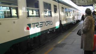 preview picture of video 'arrivo in stazione tirano'