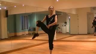 光海先生のダンスレッスン〜振り説明①〜ジャンプのサムネイル画像