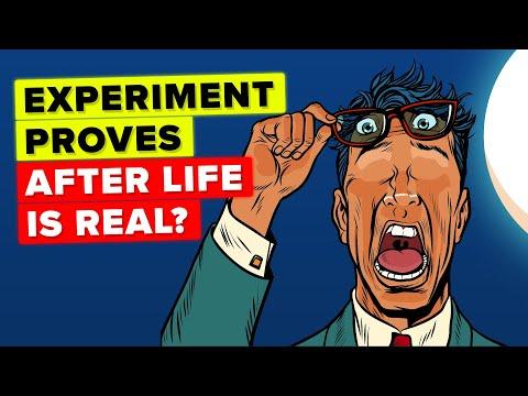 Wetenschapsexperiment bewijst dat het hiernamaals echt is