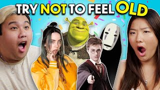10 Things Turning 20 In 2021 (Try Not To Feel Old Challenge) | React