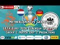 Belanda Vs Jerman | UEFA Euro 2020 Kualifikasi Kejuaraan Eropa | Prediksi Grup C FIFA 19