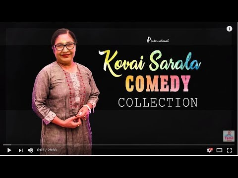 Kovai Sarala Comedy Collection | Sangili Bungili Kadhava Thorae | Kadavul Irukaan Kumaru | Nayaki