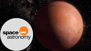 Destination: Mars   Space And Astronomy