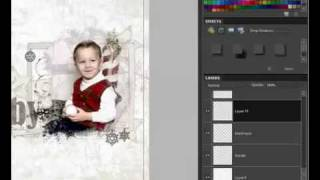 Digital Scrapbooking Tips And Tricks: How To Load And Use Photoshop Brushes