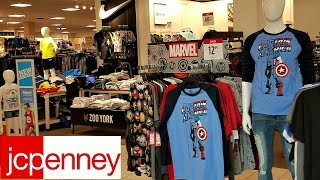 Shop WITH ME JCPENNY CLOTHING SHOES KIDS MEN WALK THROUGH MAY 2018