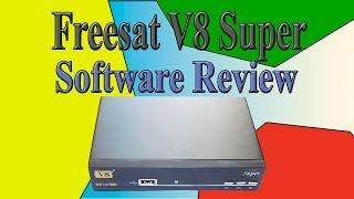 How to update latest software by USB on V8 Super/V8 Golden/Freesat