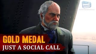 Red Dead Redemption 2 - Mission #55 - Country Pursuits [Gold Medal