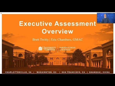 January Executive Assessment Overview