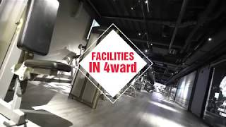 Top-notch facilities in 4ward Fitness