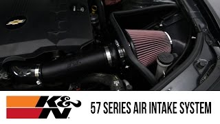 In the Garage™ with Performance Corner™: K&N 57 Series Air Intake System