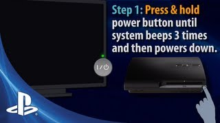 No Picture from a PS3 system