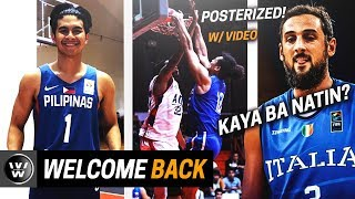 -    FOLLOW ME • https://www.instagram.com/wgameplayph/ • https://www.fb.com/wgameplayph/ • https://twitter.com/WGameplayPH   Official Group Chat • https://discord.gg/sxKqvBJ   This video is edited under by Fair use law of YouTube. Credits to ESPN 5, FIBA, PBA, NBA, ABL, ABS-CBN Sports and other respectful owners of the images and videos that has been used in this video.  No Copyright Infringement intended.    Business Inquiry: wgameplayph2016@gmail.com   Music: https://www.youtube.com/channel/UCIe5hH0tk72w3Yyw0ZS9YWQ