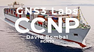 CCNP Large Scale BGP: MED, Weight, AS path prepending: GNS3 CCNP Lab 1.6:  Answers Part 6