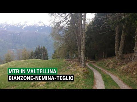 Anello Bianzone - Nemina - Teglio