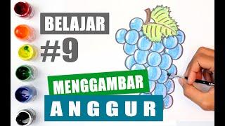 Cara Mewarnai Buah Anggur ฟรวดโอออนไลน ดทวออนไลน คลป