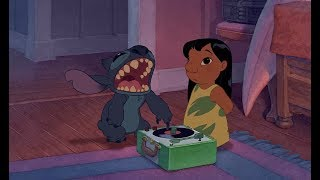 Lilo And Stitch: Stitch Becoming A Model Citizen!