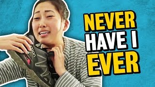NEVER HAVE I EVER SLEEPOVER EDITION