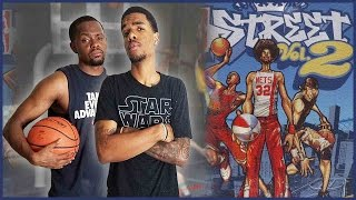 NBA STREET Vol.2 Gameplay   #ThrowbackThursday -  A.I. CAN'T BE STOPPED!