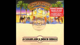 Donna Summer   Melody Of Love (Wanna Be Loved) - AJ & Humpty's Anthem Mix - 1994