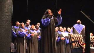 "Howard Gospel Choir - ""Amazing Grace"""