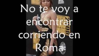 Someday Miley Cyrus Español