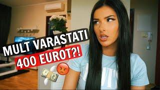 MULT VARASTATI 400 EUROT?!