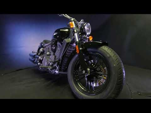 2020 Indian Scout® Sixty in De Pere, Wisconsin - Video 1