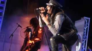 CATHOUSE - Faster Pussycat - Monsters of Rock Cruise 2014