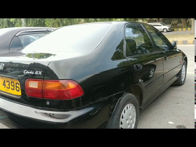 Honda Civic EX 1994 for Sale in Islamabad