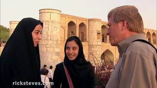 Thumbnail of the video 'Esfahan: Meeting the People'