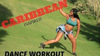 Caribbean Inspired Dance Workout with Keaira LaShae by superherofitnesstv