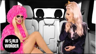"UNHhhh Ep 85: ""Driving"" with Trixie Mattel and Katya Zamolodchikova"