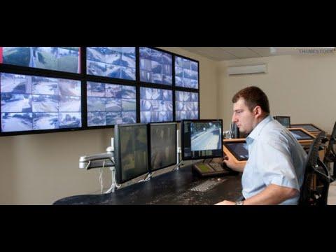 CCTV operator training (Skill and Abilities) - YouTube