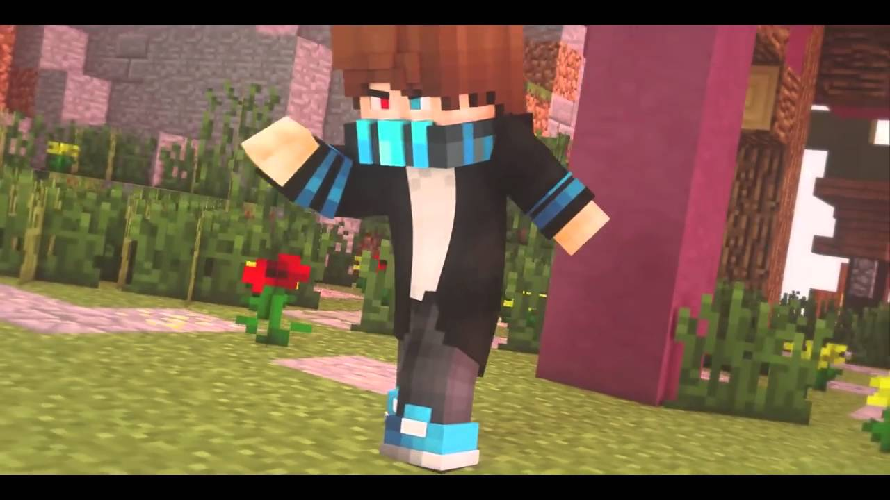 Free minecraft intro template c4dae 3 no text coming soon maxwellsz