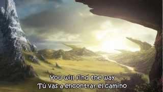 Angelzoom - Sapphire Sky (Lyrics)+(Subtitulo español)