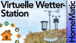 Virtuelle HomeMatic Wetterstation mit RedMatic !   verdrahtet.info