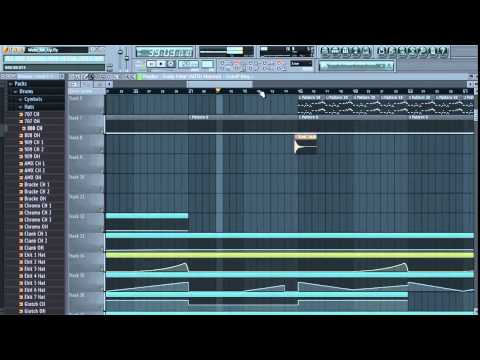 Avicii - Wake me up ( FL Studio ) Remake /// Free FLP Download