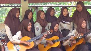 Selamat Tinggal Teman-Temanku-Masa SMA-Lia Cs-SMPN 3 Bayat Klaten Jateng