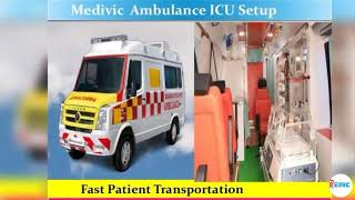 Low Cost Road Ambulance Patna to Delhi by Medivic